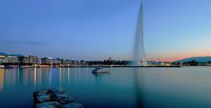 la belle ville de GENEVE