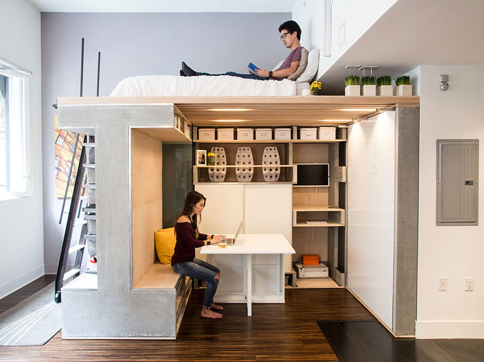 architecte d'interieur geneve petit espace