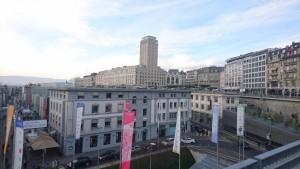 laussane , genève villes de suisse romande