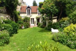 acheter maison avec jardin