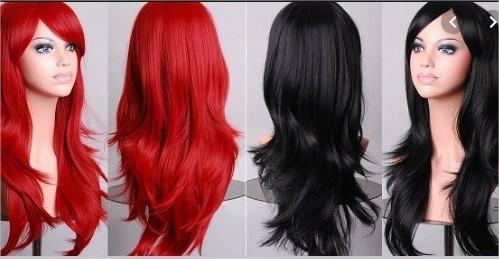 cheveux-synthétiques