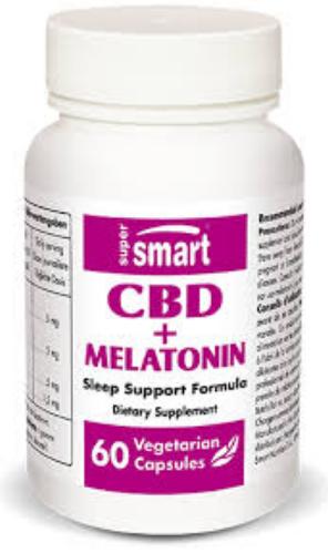 CBD et mélatinine