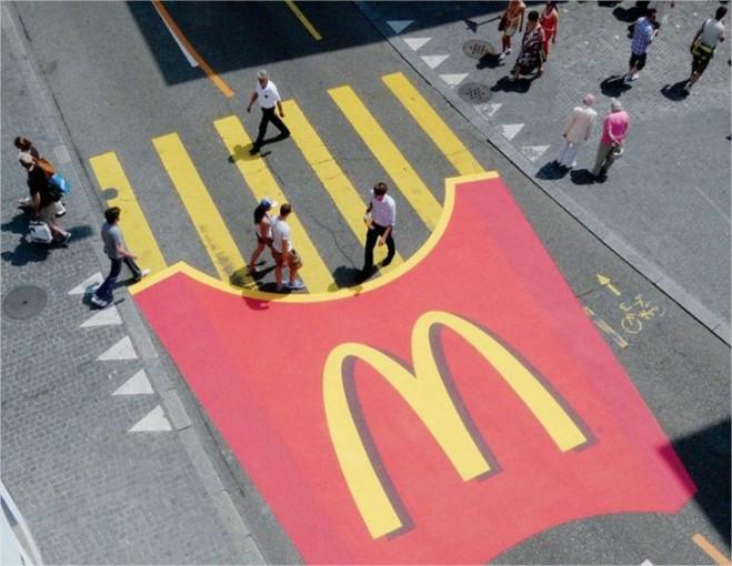 street marketing technique communication