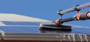 entretient panneau solaire