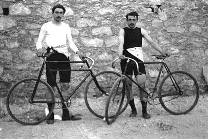 vélo de course 1960 inventeur, inventeur de la bicyclette