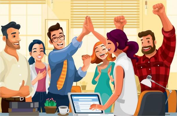 communiquer avec les employés